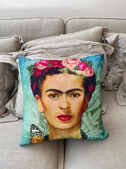 Frida Cushion Cover 45x45cm (E)