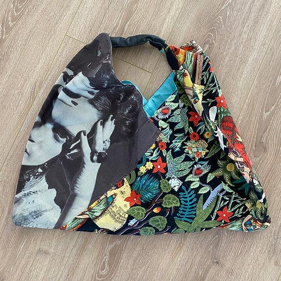 Extra Large Handmade Frida Bag (C)