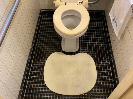 トイレの段差がなくなり新しくなりました!
