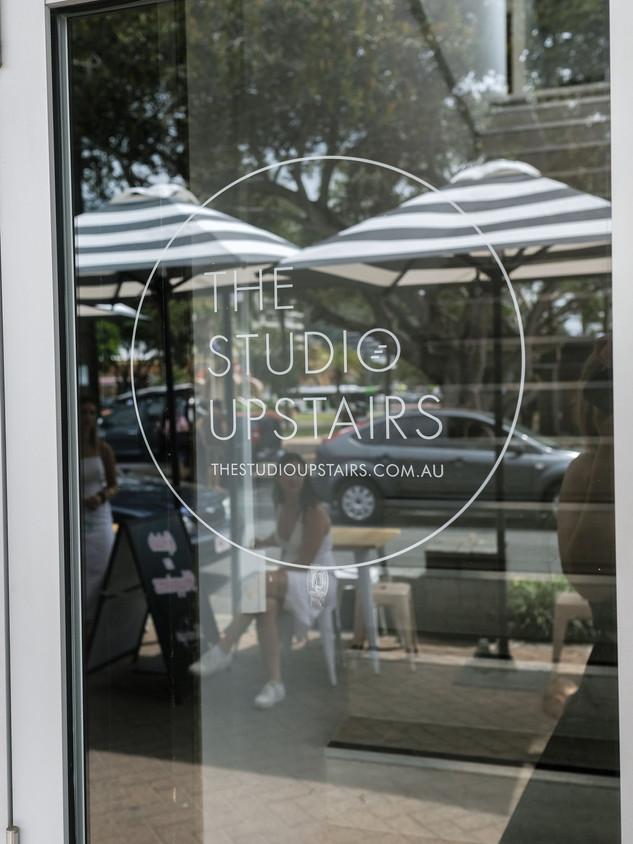 The Studio Upstairs