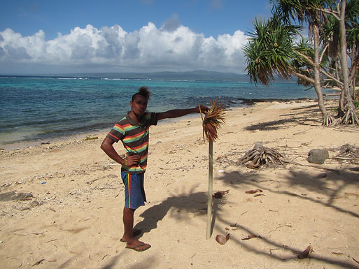 Biodiversity and fisheries-based livelihoods in New Ireland, PNG