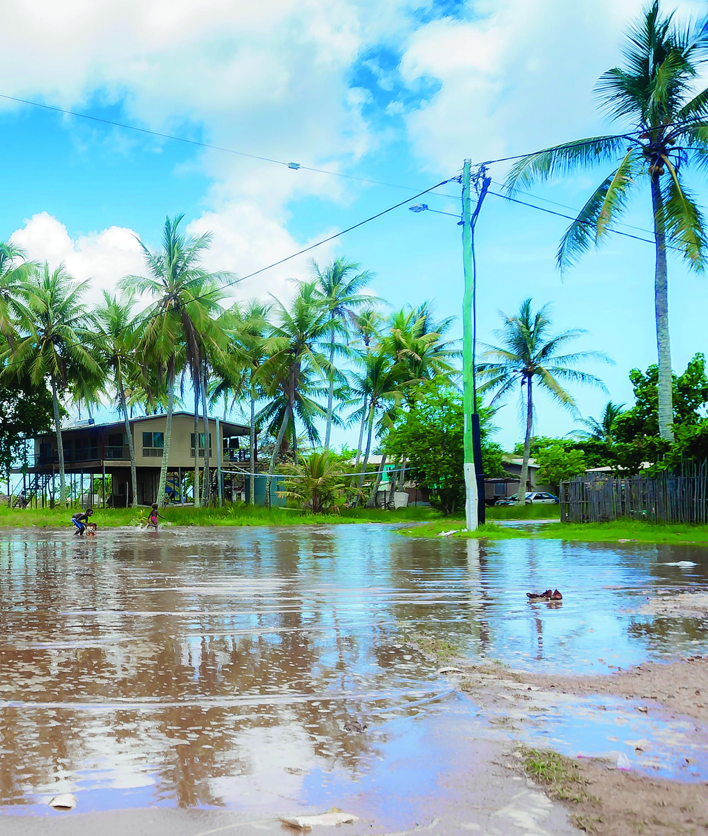 Saibai, Torres Strait