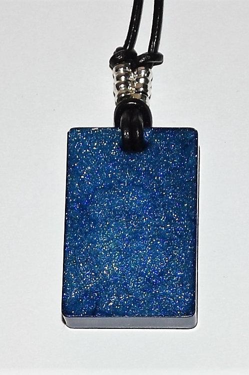 Kopie von Halskette mit Epoxidharzanhänger