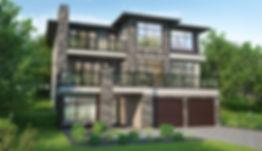 Keswick IV Show Home Rendering - HI RES-