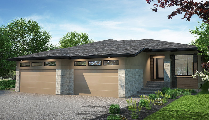 Duplex 24-25 Rendering - other side - Ma