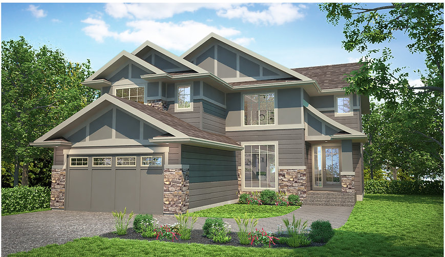 Keswick Spec House Rendering - Mar 12-20