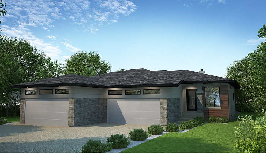 Knight Point 28-29 Bungalow Rendering -