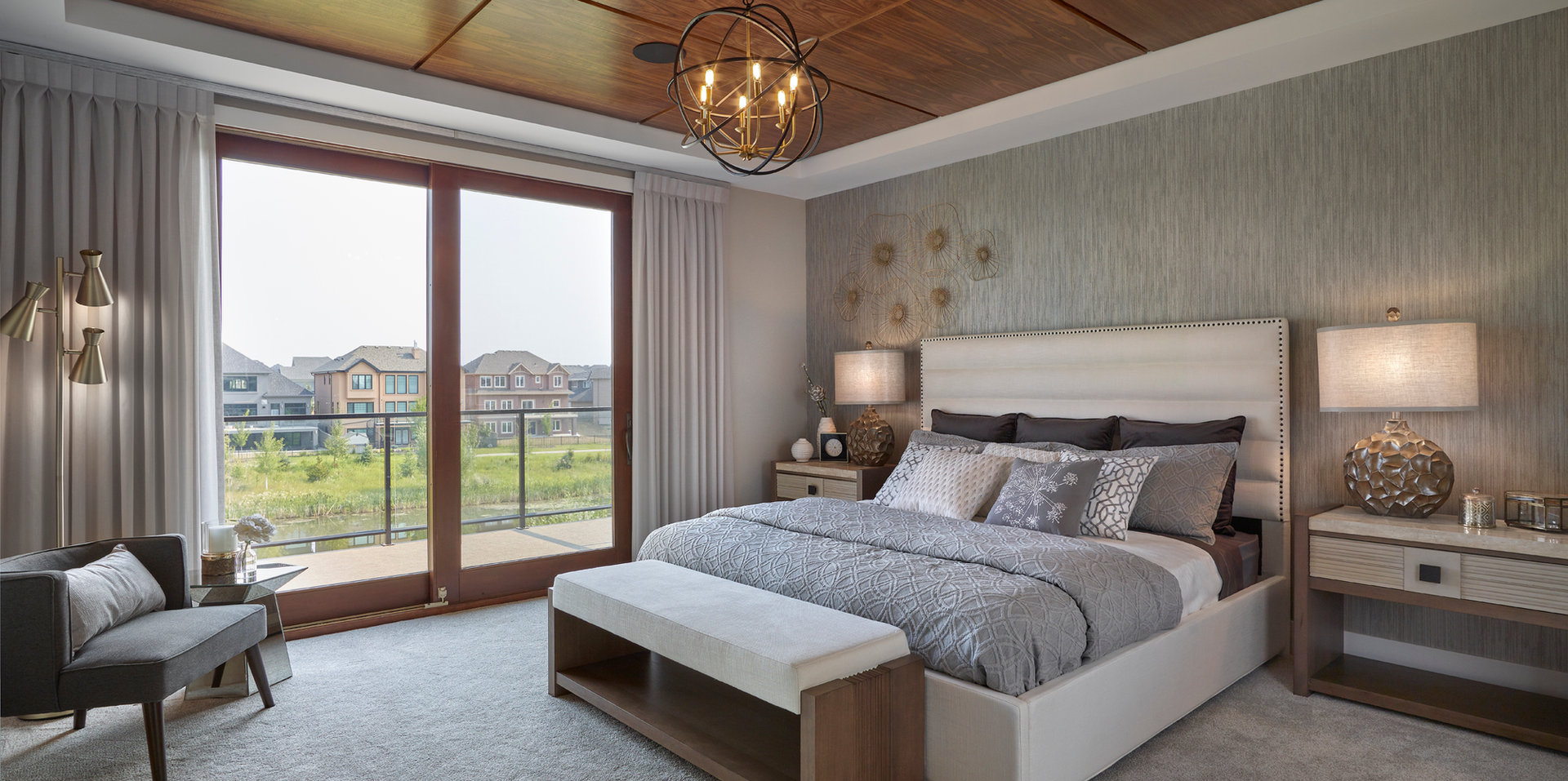 Master Bedroom Aacropolis Homes