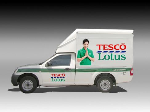SDCL Tesco Lotus Fleet Last Miles