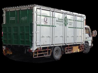 SDCL large trucks 18W 10W 6W