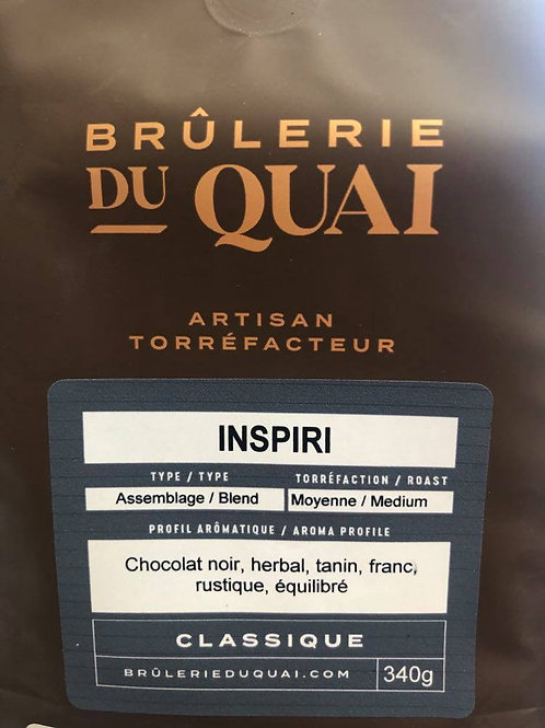 Café - INSPIRI - Mouture fine - 340 gr