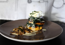 Cook_In_Polenta_Parmessan_Cakes_Poached_