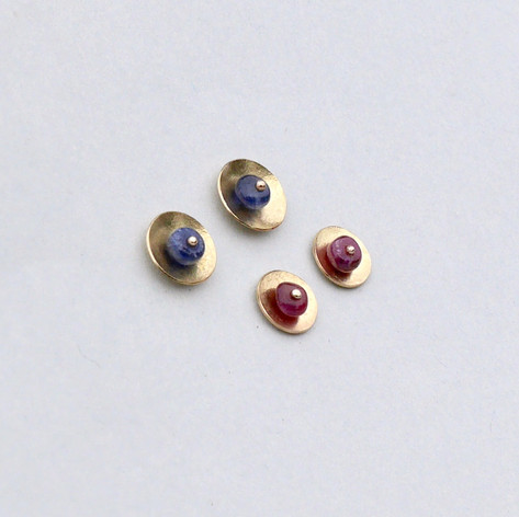Cup Ear Studs