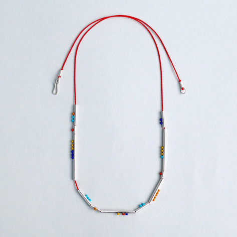 Thin Tube Necklace
