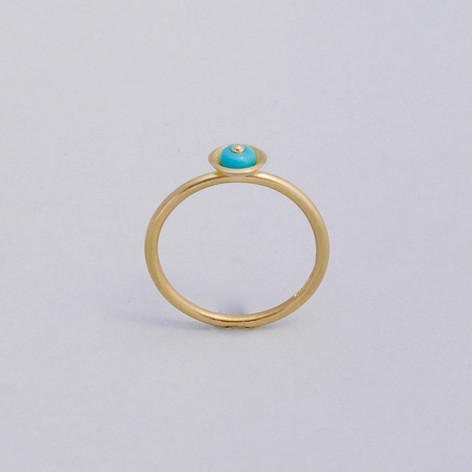 Tiny Cup Ring