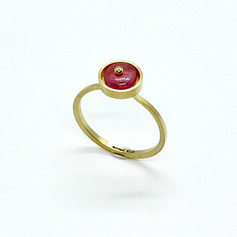 Walled Bead Ring