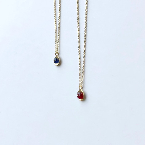 Tiny Cup Necklaces