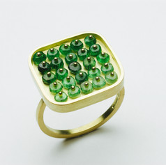 Green Grid Ring