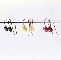 Simple Bead Earrings