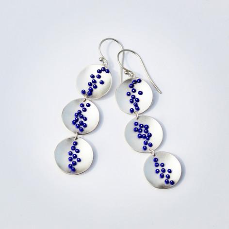 Sprinkle Cup Drop Earrings