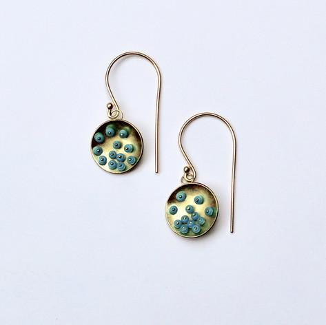Sprinkle Cup Earrings