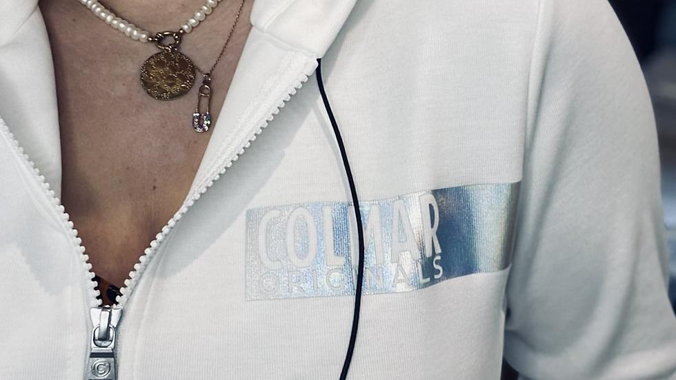 Gilet blanc Colmar