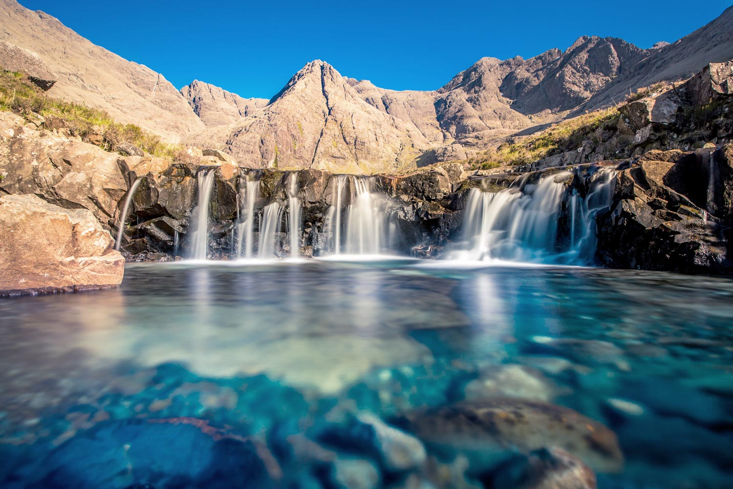 The Fairy Pools, Skye