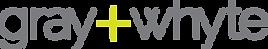 Gray andWhyte Logo