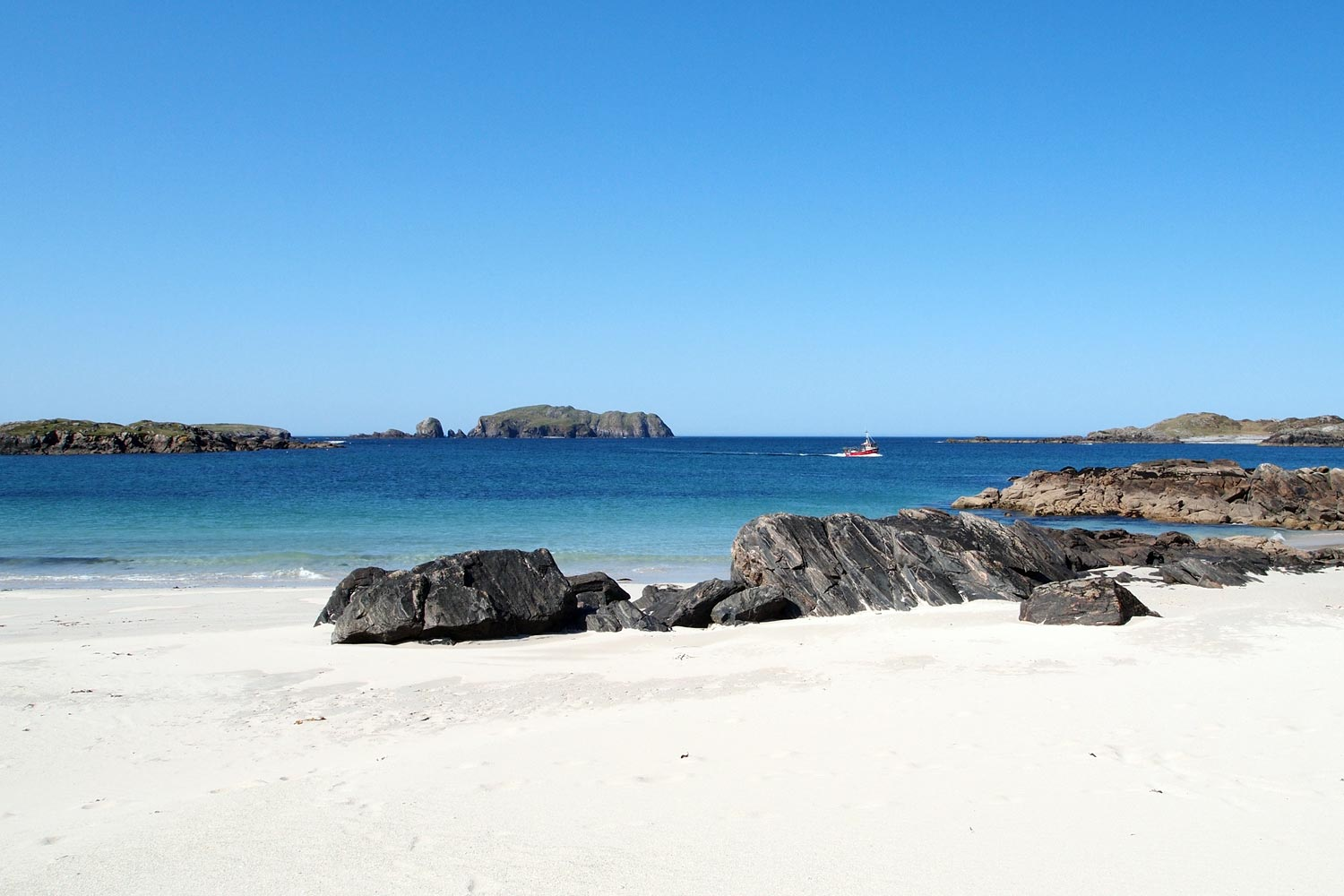 Bosta Beach, Outer Hebrides