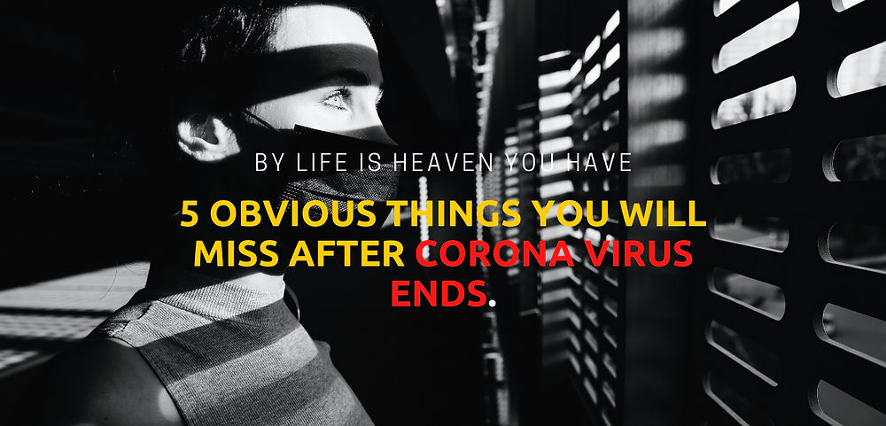 Life Is Heaven You Have.
