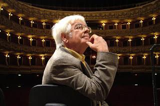 Maestro Helmuth Rilling