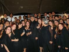Concierto Andrea Bocelli & Coro Sinfonico de Venezuela