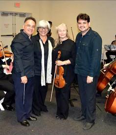 Tarcisio Barreto, Giancarlo Castro & Susan Siman