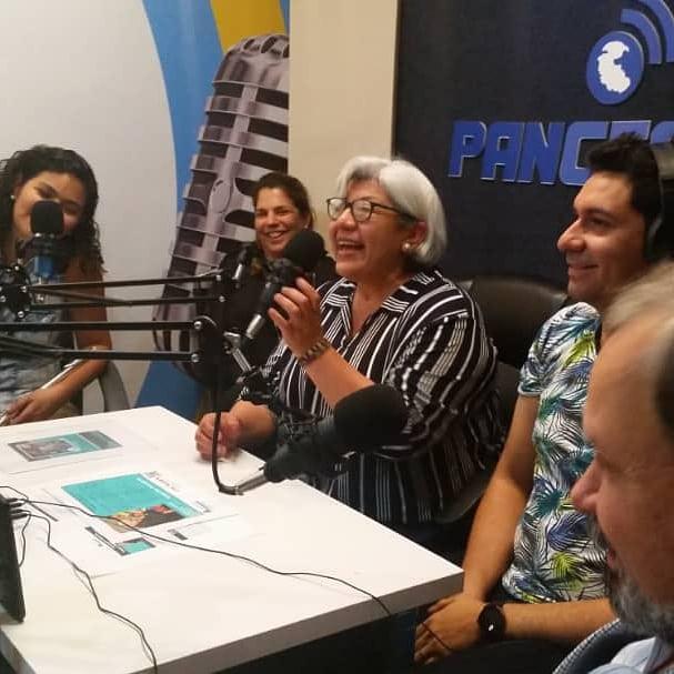 ENTREVISTA - PANGEA FM