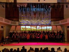 FIU, Ronald Reagan & Amazonia Choirs