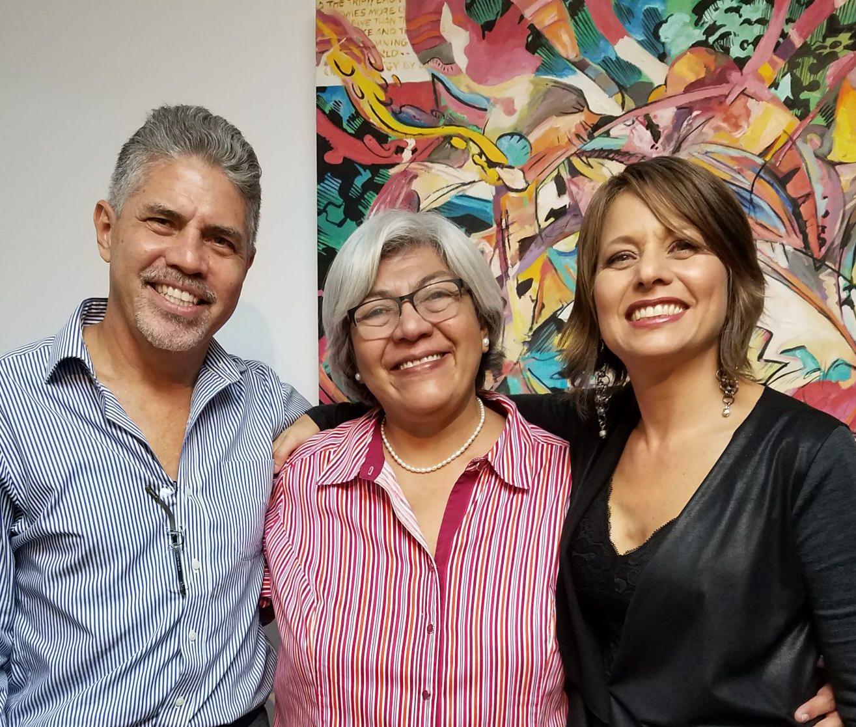 Saul Vera & Eugenia Mendez
