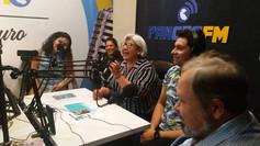 Entrevista en Pangea FM