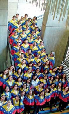"""Coro Sinfonico Nacional de Venezuela """"EL SISTEMA"""""""