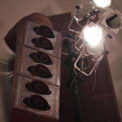 Sistema de Iluminación 9