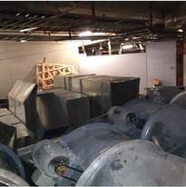 Equipos de extracción de aire sotano