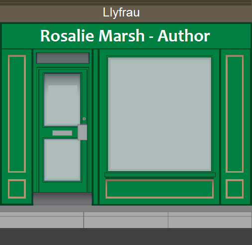 Rosalie Marsh - Author