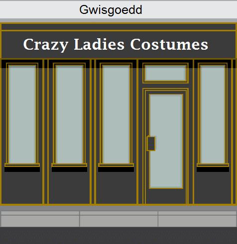 Crazy Ladies Costumes
