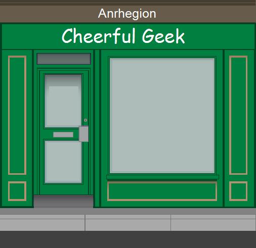 Cheerful Geek