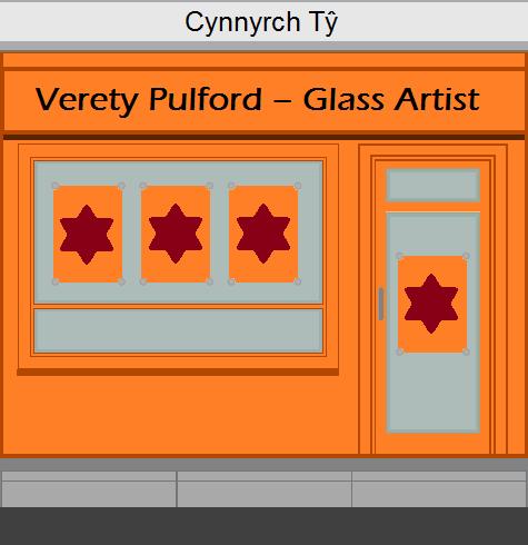 Verety Pulford - Glass Artist
