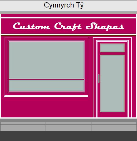 Custom Craft Shapes