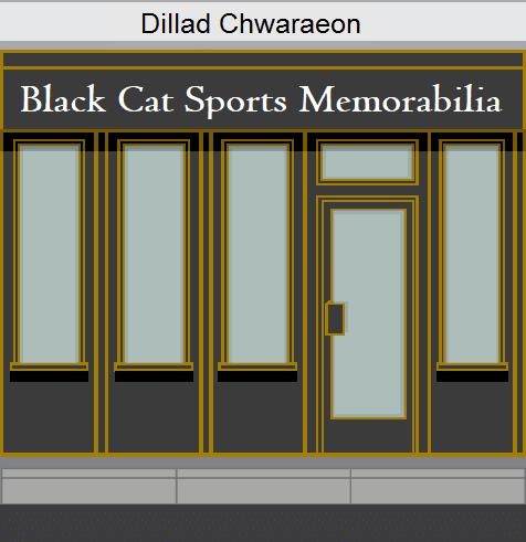 Black Cat Sports Memorabilia