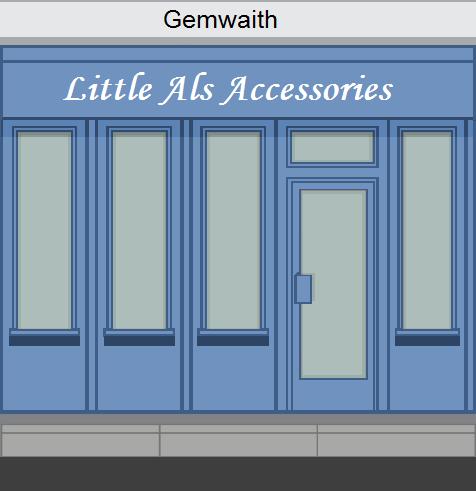 Little Als Accessories