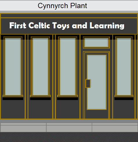 First Celtic Toys and Learning