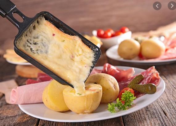 Raclette-Abend am Freitag, 31.7.