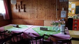 Gartenstübli: Winteröffnungszeiten